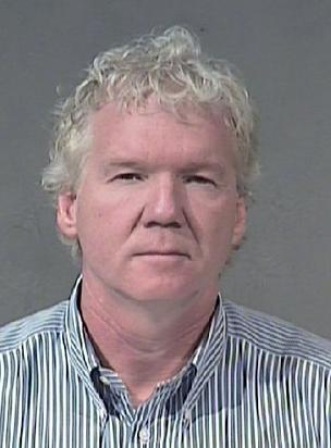 Michael Gilliland in a police mug shot.