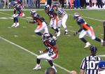 Denver Broncos say little about NFL lockout's impact
