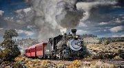 The Cumbres & Toltec Scenic Railroad.