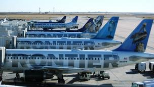 Frontier Airlines launches 5-day winter sale