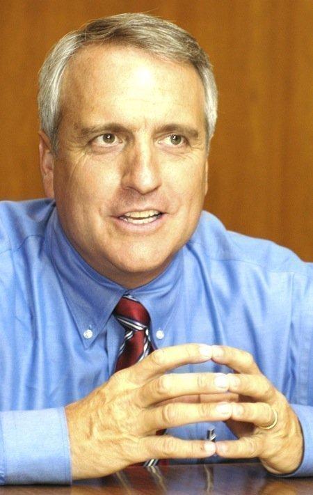 Former Colorado Gov. Bill Ritter (file)