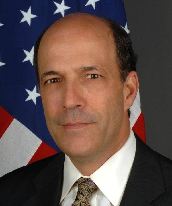John Roos, U.S. ambassador to Japan.
