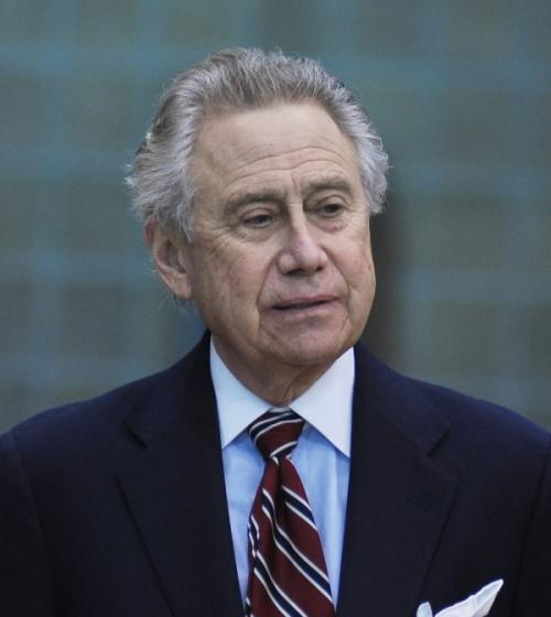 Philip Anschutz in a March photo.