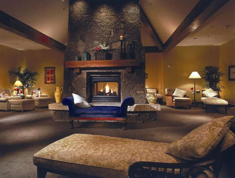 The Aria Spa at the Vail Cascade Resort & Spa.