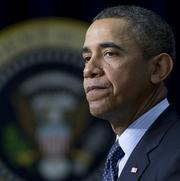 President Barack Obama is headed on a campaign-style trip to Newport News, Va., to rally against sequestration.