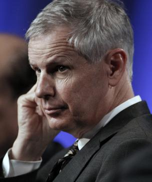 Charlie Ergen, chairman and co-founder of Dish Network Corp., at the annual Milken Institute Global Conference in Beverly Hills, Calif., on May 1, 2012.