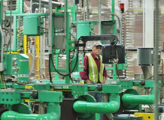 """Broomfield-based packaging manufacturer Ball Corp. is one of Colorado's """"megabusinesses,"""" with more than 3,000 local workers."""