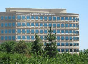 Catholic Health Initiatives headquarters in Arapahoe County.