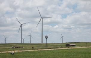 Cedar Creek 2, a $475 million, 250-megawatt wind farm, was dedicated July 13 along the Colorado-Wyoming border.