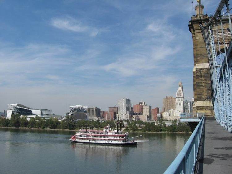 "Cincinnati received an ""F"" in a survey of business friendliness."
