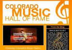 Barry Fey, <strong>Harry</strong> <strong>Tuft</strong> to be inducted into Colorado Music Hall of Fame
