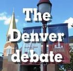 DBJ Special Report: Coverage of Denver's presidential debate