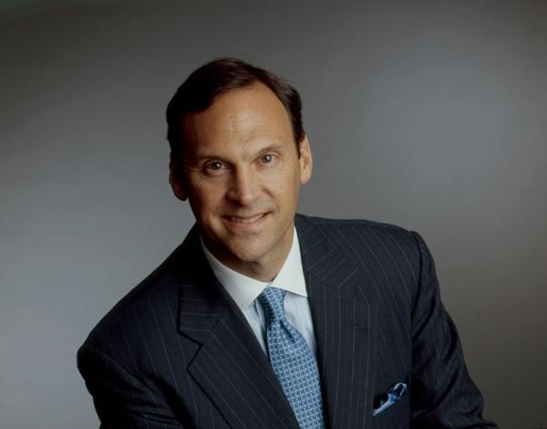 Frontier Airlines president/CEO David Siegel (file)
