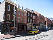 Baltimore's top party and bar district:Fells Point. This historic waterfront neighborhood, previously known as a maritime hub, boasts the city's largest number of bars and pubs. From beer bars to live music, Fells Point has something for party-goers of all ages.