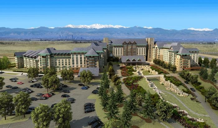 Gaylord Hotel Backers Pack Hearing On State Tourism Financing