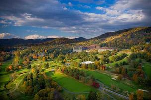 Grove Park Inn Resort & Spa in Asheville, N.C.