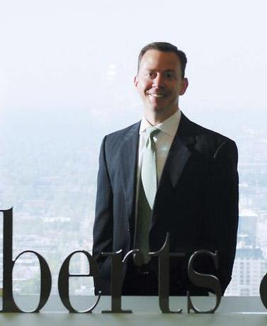 Randy Miller, Holme Roberts & Owen's managing partner, in a May 2011 photo.