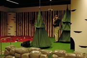 """The Ikea store offers free child care, for up to an hour, at  """"Smaland -- The Magic Forest."""""""