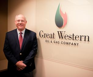 J.C. Ridens, president and CEO, Great Western Oil and Gas Co. (Photo: Jennifer Lustig)