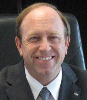 Colorado Attorney General John Suthers (file).