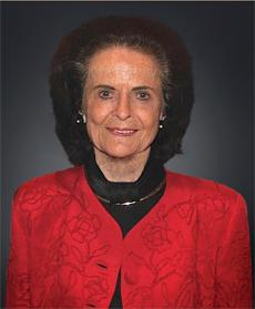 Joy Burns (2008 file photo).