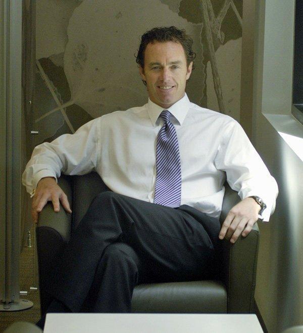 Michael Van Gilder (2009 photo)