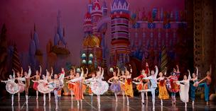 "Colorado Ballet's 2012 edition of ""The Nutcracker."""