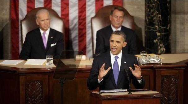 President Barack Obama announced a $447 billion job creation plan to Congress on Thursday.