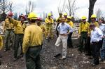 Obama offers health insurance to seasonal firefighters