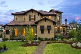 This dream home at 9648 Shadow Hill in Lone Tree will be featured in the 2011 Parade of Homes.