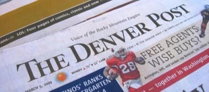 Denver Post circulation ranks 14th in nation - Denver