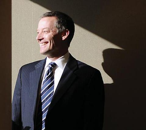 John Posthumus, Sheridan Ross PC attorney and shareholder and a leader of Denver's campaign for a satellite patent office, in a December 2011 photo.