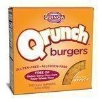 Not quite a hamburger, Qrunch is quite a success