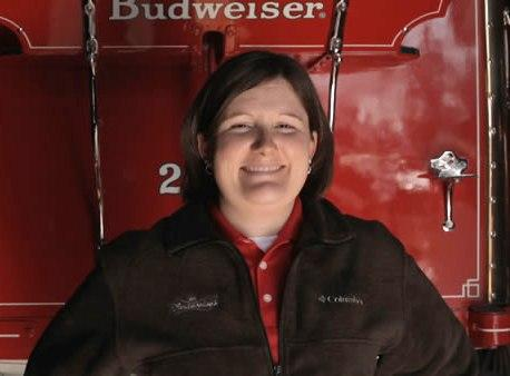 Fort Collins brewmaster Katie Rippel.