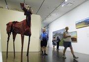 No. 5: Denver Art Museum, 589,296 attendance (figure is for Oct. 1, 2011-Sept. 30, 2012)