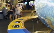 The Denver Museum of Nature and Science's Space Odyssey exhibit.