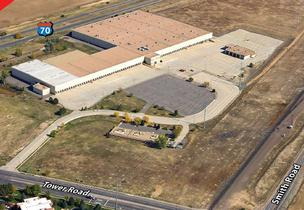 A promotional image of the facility at 2780 Tower Road in Aurora that Steven Roberts Original Desserts has acquired.