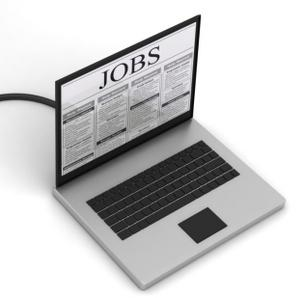 Classified job ads online