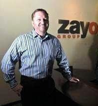 Zayo Group President and CEO Dan Caruso.