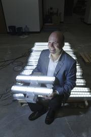 """Jeff Bisberg, CEO of Albeo Technologies, says he began his """"sales"""" career in elementary school. He is a finalist of the Ernst & Young Entrepreneur of the Year award in the Energy & Cleantech category for the Mountain Desert region."""