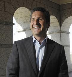 Mike Fries, president and CEO, Liberty Global (June file photo)