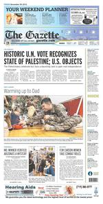 Anschutz buys Colorado Springs Gazette