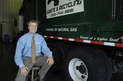 John Griffith is president of Alpine Waste & Recycling based in Commerce City. He is a finalist of the Ernst & Young Entrepreneur of the Year award in the Services category for the Mountain Desert region.