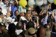 Michael Hancock, is elected the new mayor of Denver. June 2011