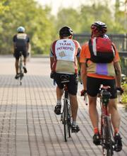 Intrepid Potash Inc. ranked No. 3 in the small-size business category. The company has some avid cyclists.