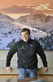 Rob Katz, Vail Resorts Inc., is the 2012 Power Book winner for travel