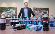 Brett Lund, executive vice president, general counsel and secretary for Gevo Inc., won the DBJ's Best Corporate Counsel award for public companies. Gevo makes environmentally friendly soda and water bottles.
