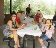 A summer picnic for Northwestern Mutual.