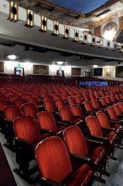 The Paramount Theatre.