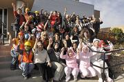 Everyone at Partners Colorado Credit Union dresses up for Halloween.
